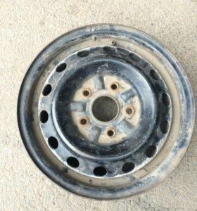 Штампы на колёса 14 размер