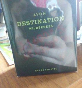 Мужская туалетная вода Avon Destination Wilderness