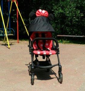 Оригинальная коляска YOYA «Минни»