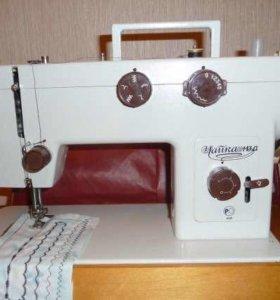 Швейная машинка Чайка новая
