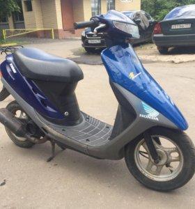 Скутер на вариаторе Honda Dio AF27 Sport