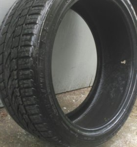 1 б/у Continental ContiCrossContact UHP 265/40 R22