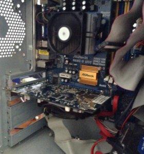 Персональный компьютер AMD