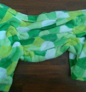 Новые халаты для собак, размер 70