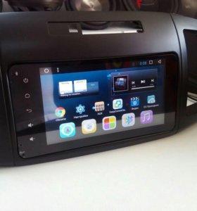 Магнитола для Toyota 200 x 100 2din android 6.0