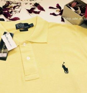 Мужская футболка рубашка поло Ralph Lauren