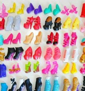 Обувь одежда сумочки тела куклы Монстр хай