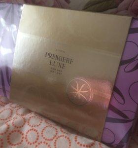 Новый подарочный набор парфюм и тушь Avon Luxe