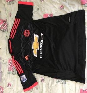 Футболка и шорты Manchester United