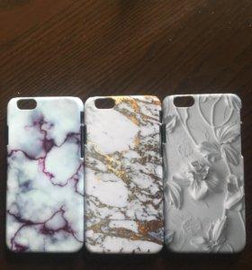 Пластиковые чехлы для iPhone 6/6s