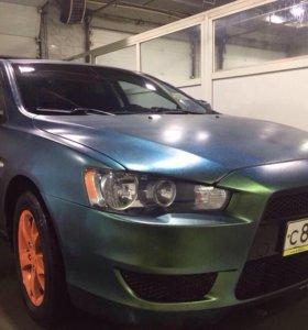 Mitsubishi Lancer 10
