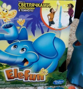 "Игра ""Elefun and frends"""