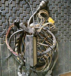 Проводка АКПП Е34
