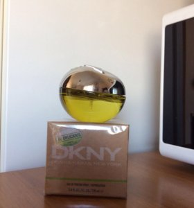 Dkny be delicious ( зеленое 🍏 ) 100 ml
