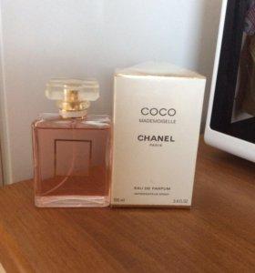 Coco Chanel mademoiselle 100 ml