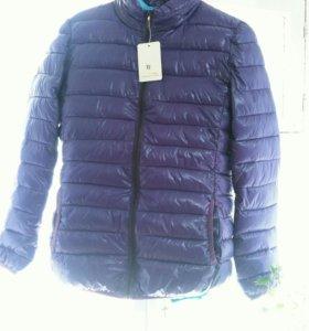 Куртка новая (на синтепоне )