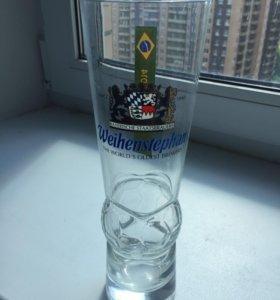 Пивные стаканы 6 штук