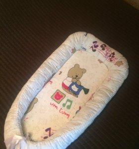 Лодка для малыша (новая сшита на заказ)