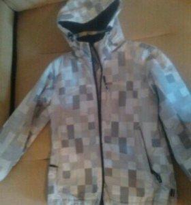 Куртка tokka tribe для девочки