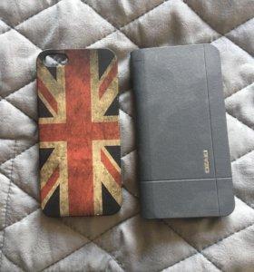 Чехлы IPhone 5/5s, бампер для 4s