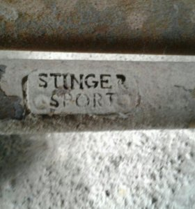 Выпускной коллектор stinger sport