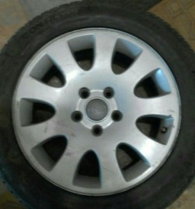 Комплект колёс Ауди