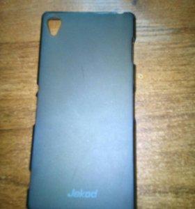 Силиконовый чехол для Sony Z3