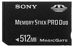 Флэшка для PsP 512 mb