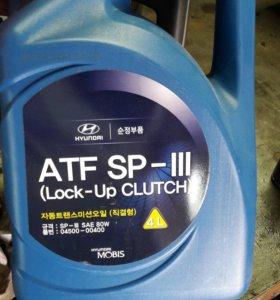 Масло для АКПП, ATF SP-3