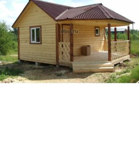 Строительство домов, бани, коттеджей