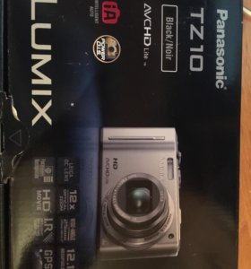 Компактная фотокамера