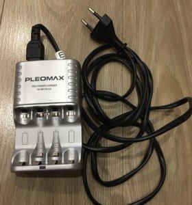 Зарядное устройство Samsung Pleomax 1014