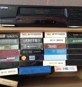 Видик Funaj и кассеты