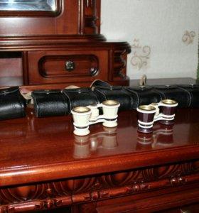 Бинокли театральные (новые) с проф. оптикой
