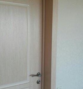 Установках межкомнатных дверей