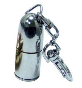 Подарочные USB Flash 8gb (пуля) (осталось 3шт)