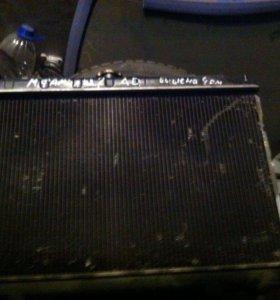 Радиатор ДВС WFY11