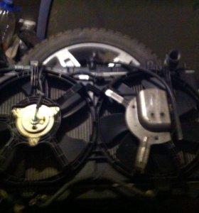 Радиатор ДВС WPY11