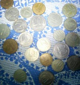 Монеты старинные, коллекционные