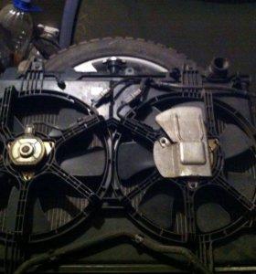 Радиатор ДВС РМ12
