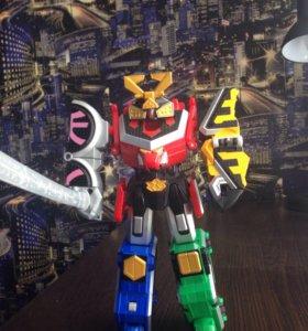 Робот из power rangers