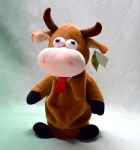 Музыкальная корова