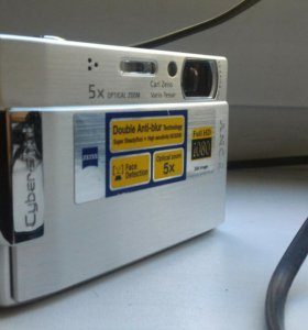 Фотоаппарат sony cyber-shot dsc-t100