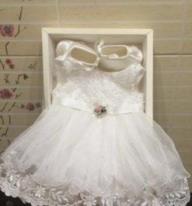 Набор для девочки ( платье )