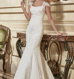 Новое свадебное платье от Евы Уткиной