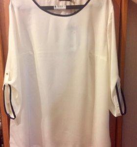 Блузки новые, размер 56
