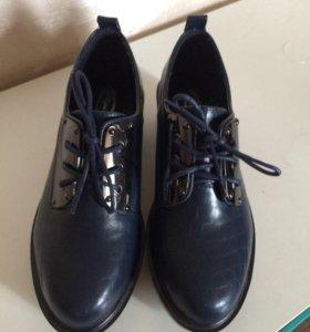 Ботинки новые женские