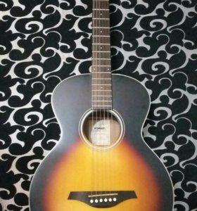 Гитара с уменьшенной мензурой Hohner ER1-SOSB