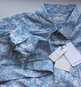Рубашка ZARA сорочка