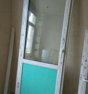 Дверь. Размер 85*239
